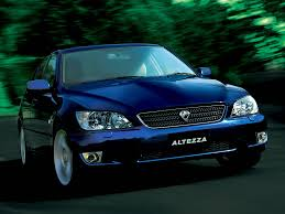 lexus altezza car toyota altezza xe10 rs200 2003