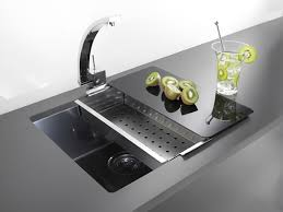 Modern Kitchen Sink Kitchen Pinterest Modern Kitchen Sinks - Small sink kitchen
