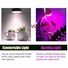 full spectrum light for plants full spectrum white light led grow light bulb par38 e27 20w plant