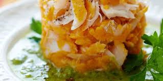 cuisiner haddock brandade de haddock à la patate douce facile et pas cher recette