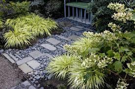 Rock Garden Cground Garden Paths Planning Choosing Materials Building And Great