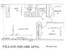 village square apartments in brookings sd mills property