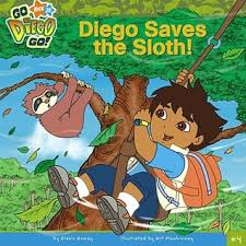 diego saves sloth alexis romay