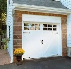 Garage Door Curb Appeal - choosing and installing decorative garage door hardware