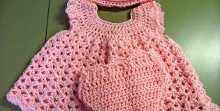 baby girl crochet crocheted baby girl sleeper set free crochet pattern
