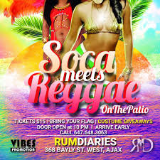 Hereford Patio Centre by Soca Meets Reggae On The Patio
