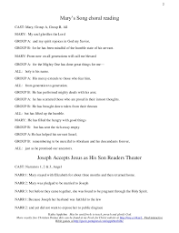 the birth of jesus reader s theater script