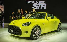 toyota new sports car toyota revisits sports car passion with s fr coupe roadshow