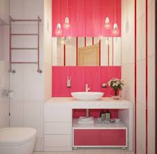 Girly Bathroom Accessories Sets Bathroom Feminine Girls Bathroom Ideas With Impressive Color