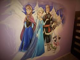 Frozen Kids Room by 14 Best Frozen By Colour My Walls Images On Pinterest Murals