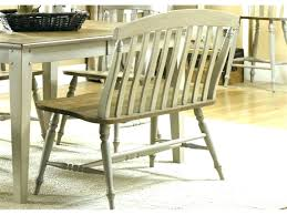 Modern Dining Bench With Back Dining Bench With Back Upholstered Australia Modern Benches Backs