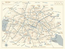 Paris Subway France U0026 Paris Train Rail Maps
