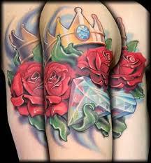 30 nice diamond tattoo