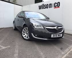 used vauxhall insignia cars for sale motors co uk