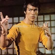 bruce yellow jumpsuit bruce jumpsuit costume kung fu costume