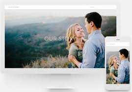 wedding site squarespace help building a wedding site