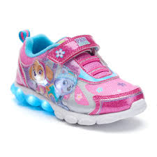 light up sneakers patrol skye everest girls light up shoes