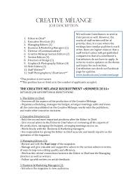 Resume Photo Editor Copy Editor Job Description 14 A Copy Editing Duties And