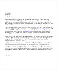 new web designer cover letter example 55 with additional cover