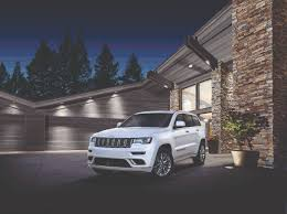 srt jeep 2016 white the jeep brand introduces new 2017 grand cherokee trailhawk and