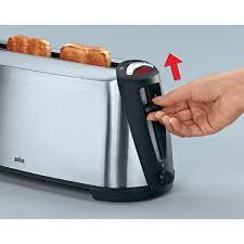 Best 2 Slice Toaster Braun Ht 600 Sommelier Stainless Steel 2 Slice Toaster 220 Volts