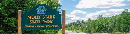 Vermont State Parks Map Vermont State Parks Molly Stark