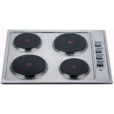 Best Rated Electric Cooktop Bellini 60cm 4 Burner Electric Cooktop Bunnings Warehouse