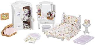 Calico Critters Play Table by Calico Critters Floral Bedroom Set Toys