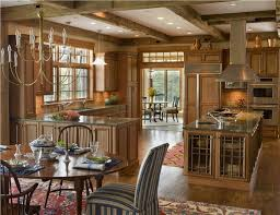rustic country kitchen designs countryrustic country homey kitchen
