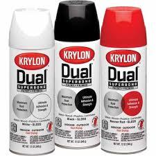review it krylon dual superbond paint primer paint craft