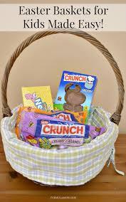 kids easter baskets easter baskets for kids made easy ad easter