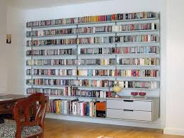 Grey Bookcase Ikea Wall Units Inspiring Wall To Wall Bookshelves Marvellous Wall To