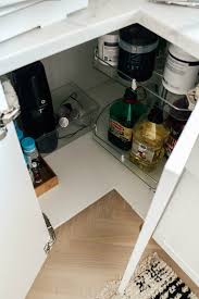 corner kitchen cabinet liner inside our kitchen cabinets organizing ideas nesting with