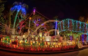 Spirit Of The Suwannee Christmas Lights 12 Best Christmas Light Displays In Florida 2016