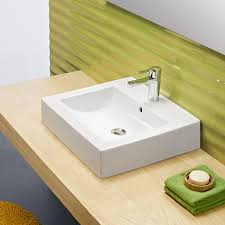 universal wave italian ceramic vessel bath sink sinks gallery