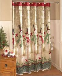 Snowflake Curtains Christmas 39 Best Snowman Bathroom Images On Pinterest Snowman Bathrooms
