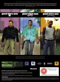 grand theft auto the trilogy box for xbox gamefaqs