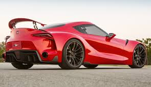 toyota sports car 2016 toyota supra ft 1 sport car youtube
