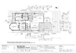 floorplans duncan thompson home extensions