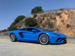 lambo jeep 2017 lamborghini aventador s first drive review the wrong car for