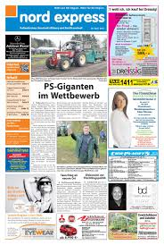 Stadtwerke Bad Bramstedt Nord Express West By Nordexpress Online De Issuu