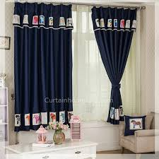 5 kinds of horse curtains