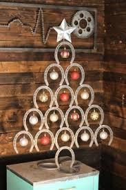 horseshoe christmas tree horseshoe christmas tree ideas christmas decoration ideas creative