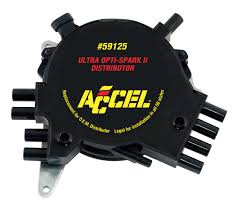 accel 59125 distributor performance replacement gm opti spark ii