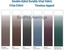 Awning Replacement Awning Replacement Fabric 18 Ebay
