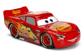 lighting mcqueen pedal car disney pixar cars 3 1 24 scale diecast vehicle classic lightning