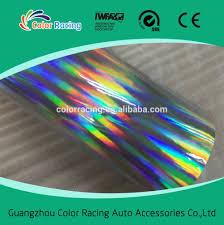 holographic rainbow laser chrome car wraps vinyl buy laser