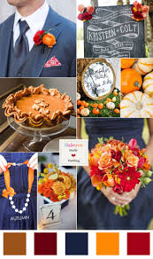 fall colors for weddings best 25 orange wedding colors ideas on orange wedding