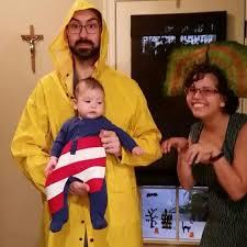 Jurassic Park Costume Halloween Family Halloween Costume Jurassic Park Scene Guy Dennis