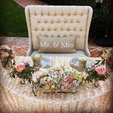 and groom chairs decoración para la mesa principal de los novios encuentra más en